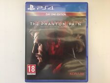 Metal Gear Solid V: The Phantom Pain-Day One Edition