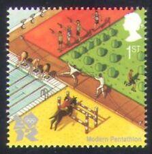 GB 2010 Sports/Olympics/Olympic Games/Pentathlon/Horses/Shooting 1v (b7810c)