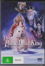 THE POLAR BEAR KING - JACK FJELDSTAD - TOBIAS HOEST - DVD - NEW -