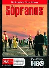 The Sopranos : Season 3 (DVD, 2010, 4-Disc Set)(D104)