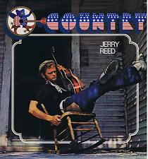 LP USA COUNTRY JERRY REED TUPELO MISSISSIPPI FLASH