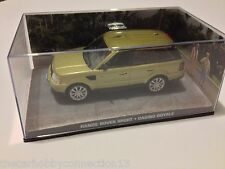 UH James Bond 1:43 007 Range Rover Sport Diorama Casino Royale Movie