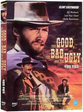 The Good, the Bad and the Ugly (1966) Clint Eastwood, Eli Wallach DVD *NEW