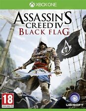 ASSASSINS CREED 4 BLACK FLAG XBOX ONE PAL