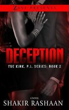 Deception: The Kink, P.I. Series-ExLibrary