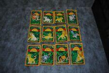 (C29) disney 12 pins pin's roi lion