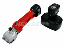 NEILSEN 12 V Cordless Cavallo Clippers 2 x 10.8 V Li-ion Batterie Nuove CT3656