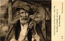 CPA Salon 1941 BOVIER-LAPIERRE - Le Vieux berger (218038)