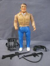 "A-Team John Hannibal Smith 6"" Action Figure Vintage 1983 Galoob"
