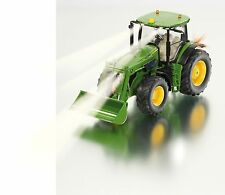 Siku Control 6777 - TRACTOR JOHN DEERE 7R with front loader, Remote Control, NEW