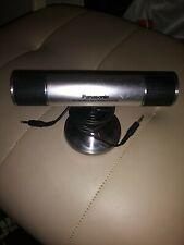 Vintage Panasonic Stereo Rp-8135 Microphone
