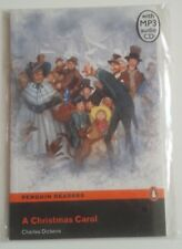 Charles Dickens A Christmas Carol Penguin book MP3 CD level 2 Hannam 1