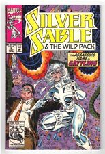 Silver Sable & The Wild Pack #2 (Jul 1992 Marvel) Gregory Wright story FN- (5.5)