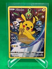 Pokemon - Pikachu - Black Star Promo - SWSH020 - NM