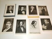 Vintage Composer Prints Musician Pictures