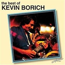 KEVIN BORICH - THE BEST OF CD ~ AUSTRALIAN BLUES ROCK (LA DE DAS) HITS *NEW*