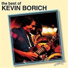 KEVIN BORICH - THE BEST OF CD ~ AUSTRALIAN BLUES ROCK (LA DE DAS) HITS *NEW*