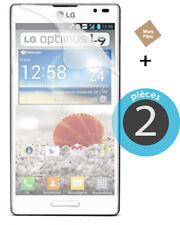 2 films protecteur écran LG Optimus G_1