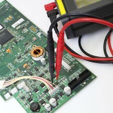 0.7mm Paire Multimètre Plomb Sonde Câble Test Cuivre Aiguille Pointes 30V-60V NF