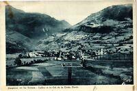 CPA  Dauphiné - Le Triéves - Lalley et le Col de la Croix-Haute   (583419)