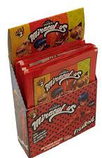 Topps Miraculous Ladybug Stickerserie 1 Schermo 30 Bustine
