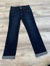 (L63DB) Gap Kids Jeans Straight Fit 14 Girls