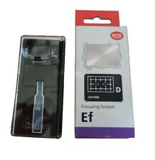 Canon EF-D Focusing Screen For EOS 40D and 50D SLR Camera, London