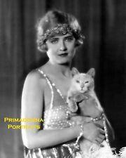 "HARRIET HAMMOND 8X10 Lab Photo B&W ""CARSEY"" 1920s CAT GLAMOUR PORTRAIT Beauty"