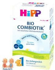 HiPp Stage 1 Bio Combiotic Formula 600g Free Shipping