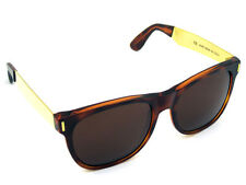 364 Super Sunglasses Basic Wayfarer Havana Glitter Gold Legs RetroSuperFuture