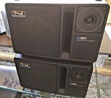 2 Anchor AN1001X Unpowered Monitor Speakers