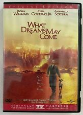 Dvd Movie What Dreams May Come Robin Williams Cuba Gooding 1998 Academy Award