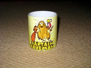 Captain Caveman Fantastic MUG