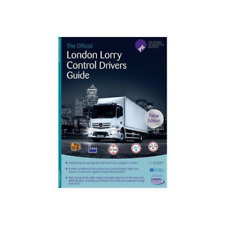 London Lorry Control Driver's Map Guide