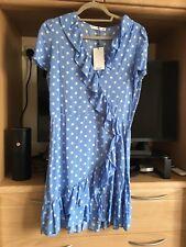 Mango Polka Dot Dress Size EUR Medium New With Tags