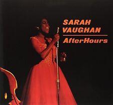 Sarah Vaughan - After Hours [New Vinyl] Colored Vinyl, 180 Gram
