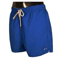 SUN 68 - Boxer/Costume Mare - CLASSIC SOLID - 410 - Colore Royal - Taglia XXL