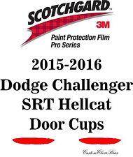 3M Scotchgard Paint Protection Film Pro 2015 2016 Dodge Challenger SRT Hellcat