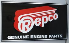 REPCO ENAMEL SIGN (MADE TO ORDER) #165