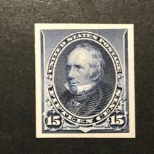 TDStamps: US Stamps Scott#227P4 Unused NH NG Signed, Proof