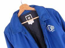 AT4512 G-STAR RAW WRECK OVERSHIRT JACKET ORIGINAL PREMIUM BLUE PLAIN size L