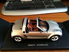 1/18 Scale Smartware Smart Roadster >Champagne Remix