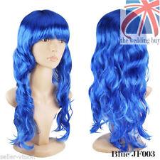 Disfraces unisex sexy de color principal azul