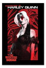 FRAMED The Suicide Squad Monstruitos De Harley Quinn Poster Official Licensed
