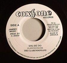 THE CLARENDONIANS - SHU-BE-DO (COXSONE) 1966