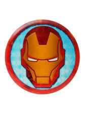 Marvel DyeMax Disc Golf Dynamic Discs Iron Man Judge Mini Marker Brand New