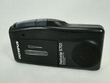 Olympus Pearlcorder S701 Microcassette Recorder Diktiergerät