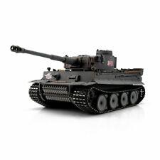 Torro 1/16 RC Tiger i Temprano Ausf. Gris Ir