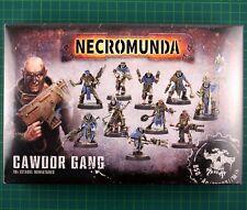 Cawdor Gang Box 300-31 Necromunda