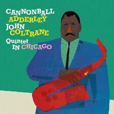 Cannonball Adderley, John Coltrane - Quintet in Chicago CD Album, NEW, SEALED